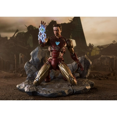 Figurine Avengers Endgame S.H. Figuarts Iron Man Mk-85 I Am Iron Man Edition 16cm