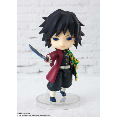 Figurine Demon Slayer Kimetsu no Yaiba Figuarts mini Giyu Tomioka 9cm