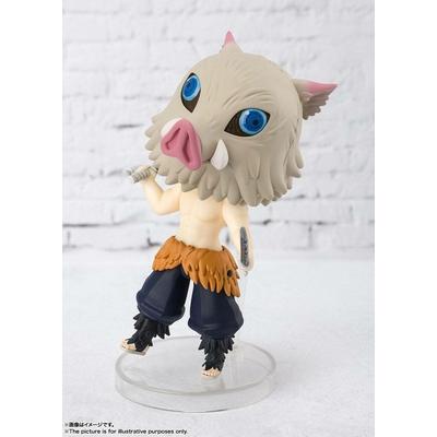 Figurine Demon Slayer Kimetsu no Yaiba Figuarts mini Inosuke Hashibira 9cm