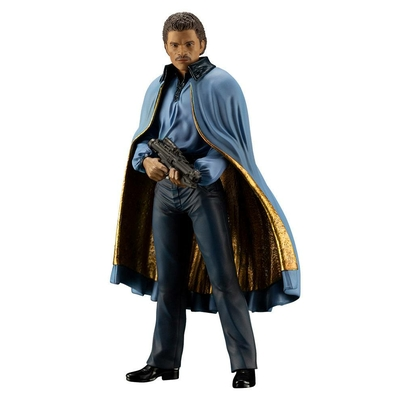 Statuette Star Wars Episode IV ARTFX+ Lando Calrissian 18cm