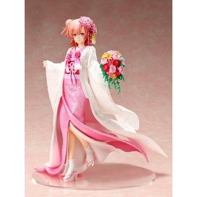 Statuette My Teen Romantic Comedy SNAFU Climax Yui Yuigahama Shiromuku 24cm