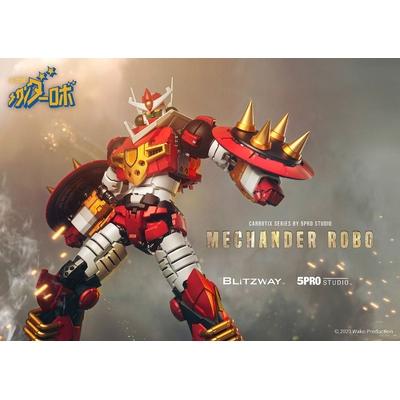Figurine Mechander Robo - Mechander Robo 23cm