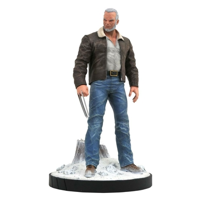 Statuette Marvel Comic Premier Collection Old Man Logan 23cm
