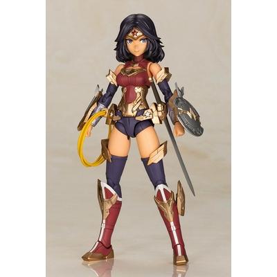 Figurine DC Comics Plastic Model Kit Cross Frame Girl Wonder Woman Fumikane Shimada Ver. 16cm