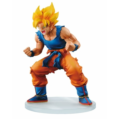 Figurine Dragon Ball Z Dramatic Showcase Super Saiyan Goku 13cm