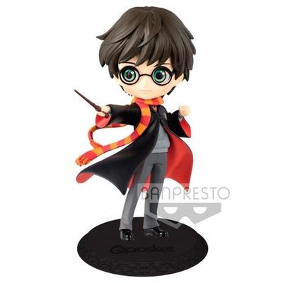 Figurine Harry Potter Q Posket Harry Potter A Normal Color Version 14cm