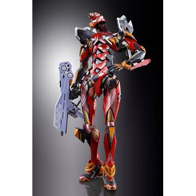 Figurine Neon Genesis Evangelion Diecast Metal Build EVA-02 Production Model EVA 2020 Ver. 22cm