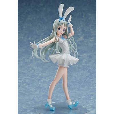 Statuette Ano Hi Mita Hana no Namae o Bokutachi wa Mada Shiranai Menma Rabbit Ears Ver. 40cm