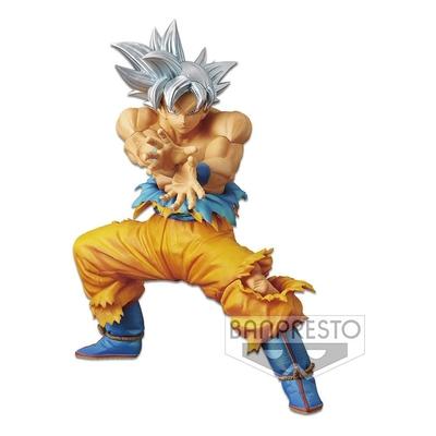 Figurine Dragon Ball Super DXF The Super Warriors Ultra Instinct Goku Special Ver. 18cm