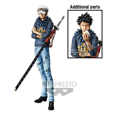 Statuette One Piece Grandista The Grandline Men Trafalgar Law 29cm