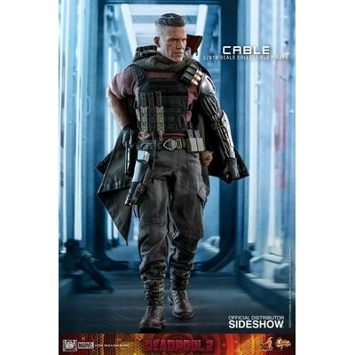 Figurine Deadpool 2 Movie Masterpiece Cable 30cm