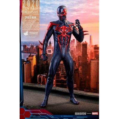 Figurine Marvel's Spider-Man Video Game Masterpiece Spider-Man 2099 Black Suit Exclusive 30cm