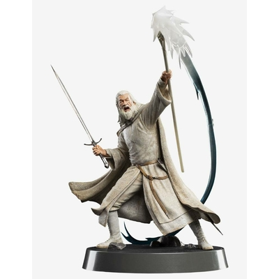 Statuette Le Seigneur des Anneaux Figures of Fandom Gandalf le Blanc 23cm