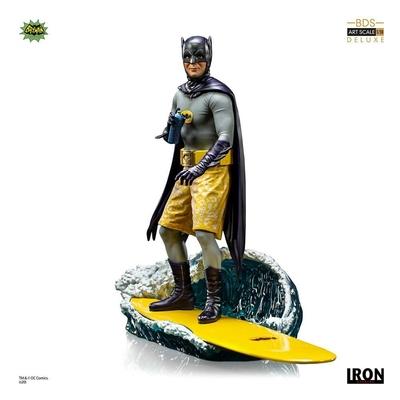 Statuette Batman 1966 Deluxe BDS Art Scale Batman 21cm