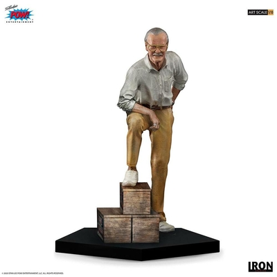 Statuette Marvel Art Scale Stan Lee 1/10 Iron studios
