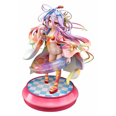 Statuette No Game No Life Shiro Summer Season Ver. 19cm