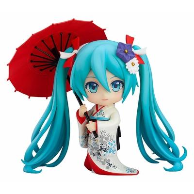 Figurine Nendoroid Character Vocal Series 01 Hatsune Miku Korin Kimono Ver. 10cm