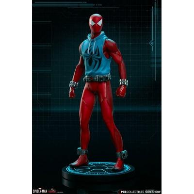 Statuette Marvel's Spider-Man Scarlet Spider 19cm