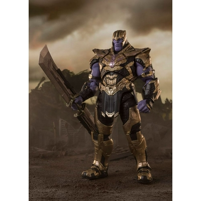 Figurine Avengers Endgame S.H. Figuarts Thanos Final Battle Edition 20cm