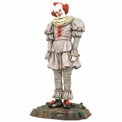 Statuette Ça Chapitre 2 Gallery Pennywise Swamp 25cm