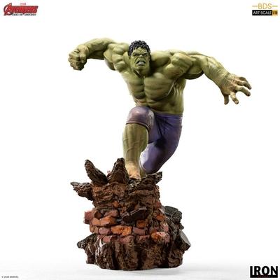 Statuette Avengers L'Ère d'Ultron BDS Art Scale Hulk 26cm