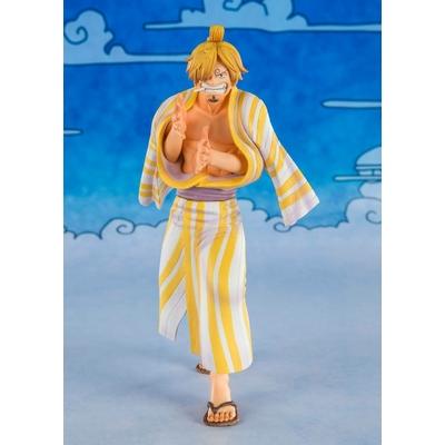 Statuette One Piece Figuarts ZERO Sanji Sangoro 14cm