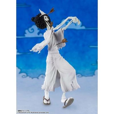 Statuette One Piece Figuarts ZERO Brook Honekichi 23cm