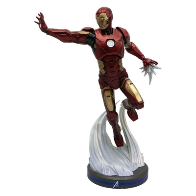 Statuette Avengers 2020 Video Game Iron Man 22cm