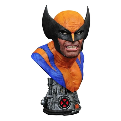 Buste Marvel Comics Legends in 3D Wolverine 25cm