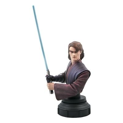 Buste Star Wars The Clone Wars Anakin Skywalker 15cm