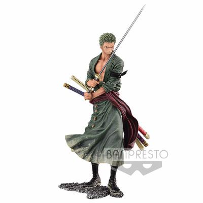 Statuette One Piece Creator X Creator Roronoa Zoro Ver. A 20cm
