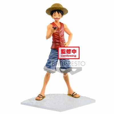 Statuette One Piece magazine Monkey D. Luffy Special Episode Luff Vol. 1 - 18cm