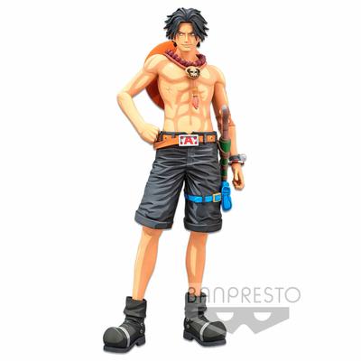 Statuette One Piece Grandista Portgas D. Ace Manga Dimensions 27cm