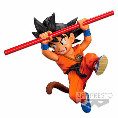 Statuette Dragon Ball Super Son Goku Fes Young Goku 15cm