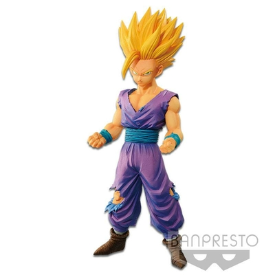 Statuette Dragon Ball Z Grandista Resolution of Soldiers Son Gohan 20cm