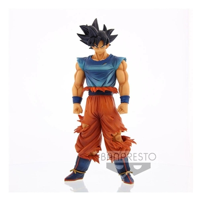 Statuette Dragon Ball Super Grandista nero Son Goku 28cm
