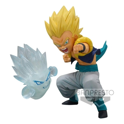 Statuette Dragon Ball Super G x materia The Gotenks 11cm