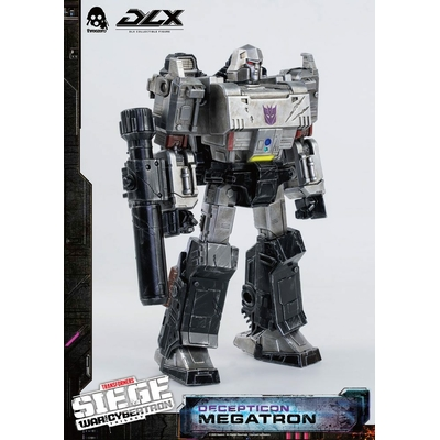 Figurine Transformers War For Cybertron Trilogy DLX Megatron 25cm