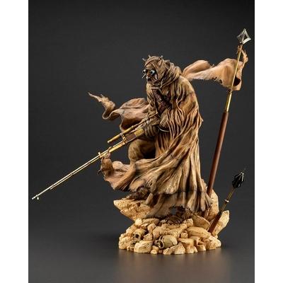Statuette Star Wars ARTFX Tusken Raider Barbaric Desert Tribe Artist Series Ver. 33cm
