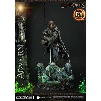 Statue Le Seigneur des Anneaux Aragorn Deluxe Version 76cm