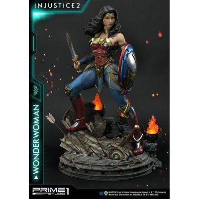 Statue Injustice 2 Wonder Woman 52cm