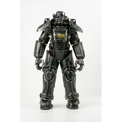 Figurine Fallout 4 T-45 NCR Salvaged Power Armor 36cm