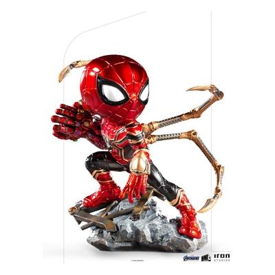 Figurine Avengers Endgame Mini Co. Iron Spider 14cm