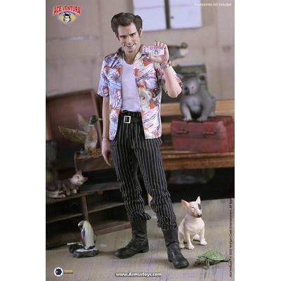 Figurine Ace Ventura Détective chiens et chats Ace Ventura 30cm