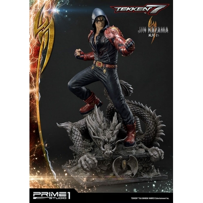 Statue Tekken 7 Jin Kazama 65cm