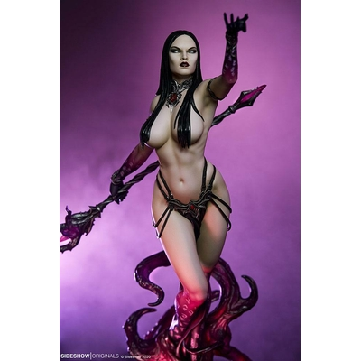 Statuette Sideshow Originals Dark Sorceress Guardian of the Void 51cm