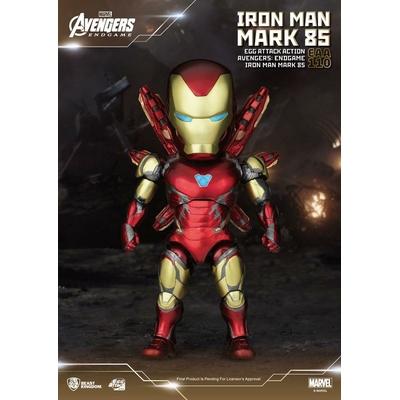 Figurine Avengers Endgame Egg Attack Iron Man Mark 85 - 16cm