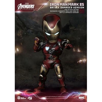 Figurine Avengers Endgame Egg Attack Iron Man Mark 85 Battle Damaged Version 16cm