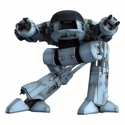 Figurine Robocop Moderoid Plastic Model Kit ED-209 - 20cm