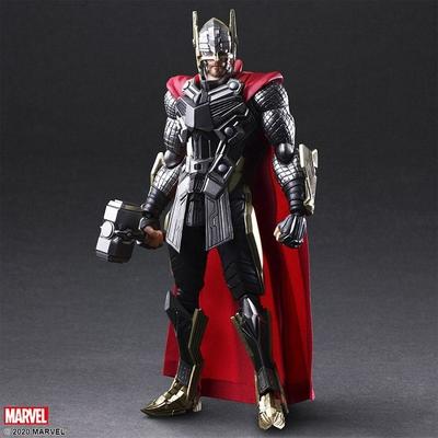 Figurine Marvel Universe Bring Arts Thor by Tetsuya Nomura 16cm